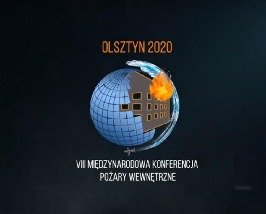 Materiały z VII Międzynarodowej Konferencji Pożary Wewnętrzne w Olsztynie - wrzesień 2019