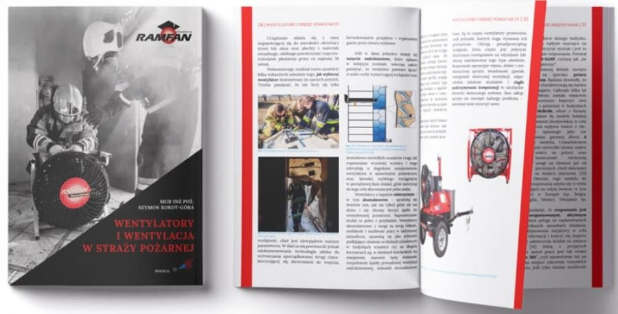 Wentylatory i Wentylacja w Straży Pożarnej - Ramfan [SKRYPT]