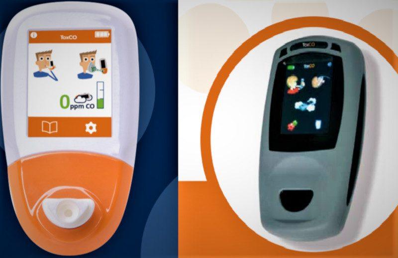 Instrukcje urządzenia ToxCO Bedfont Scientific Ltd.