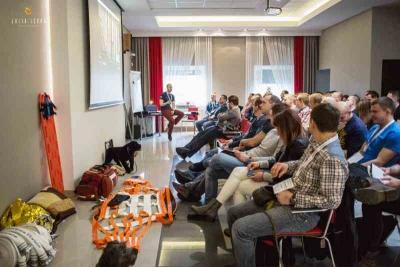 Konferencja ratownicze w Rybniku ratownictwo zwierząt