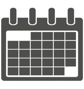 Kalendarz wydarzeń ratowniczych