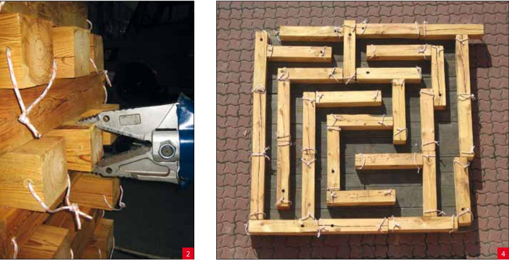 Ciekawy pomysł na ćwiczenia sprzętem hydraulicznym w straży