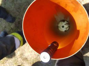 pies w studni akcja ratunkowa