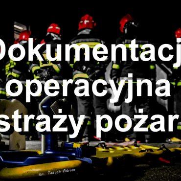 Potwierdzenie przekazania terenu, obiektu lub mienia objętego działaniem ratowniczym – dokumentacja operacyjna OSP/PSP