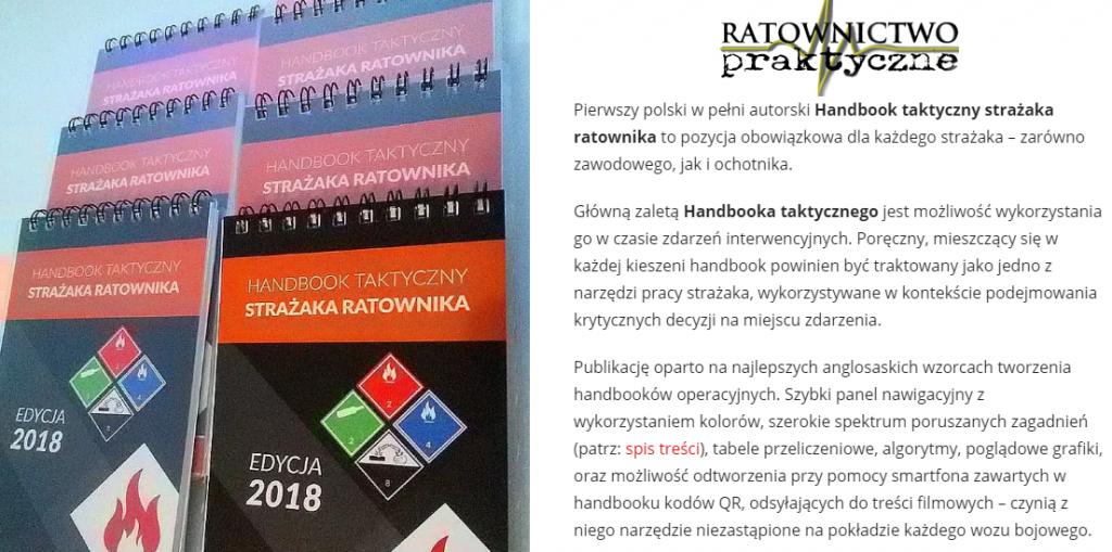 Handbook ratowniczy