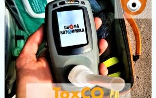 ToxCO instrukcja obsługi