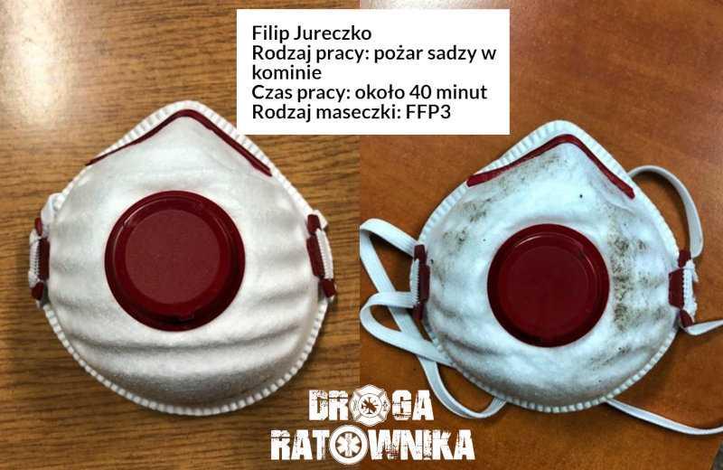 maseczka ffp3